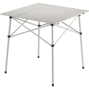 coleman camping table