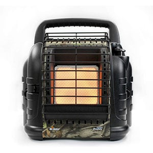 battery powered heater