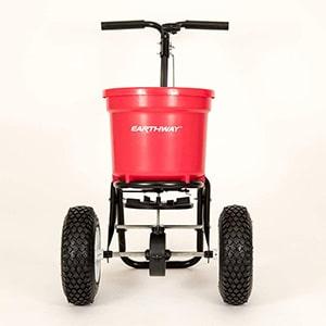 fertilizer drop spreader